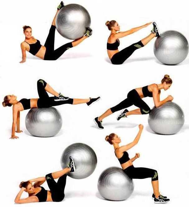 Что такое фитнес-мяч и для каких целей используется | proka4aem.ru