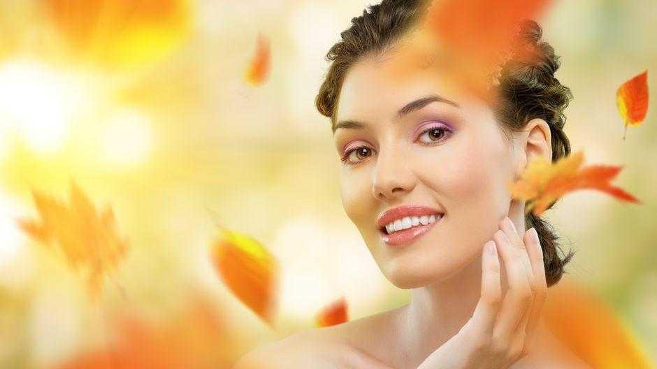 Уход за кожей лица осенью - советы косметолога