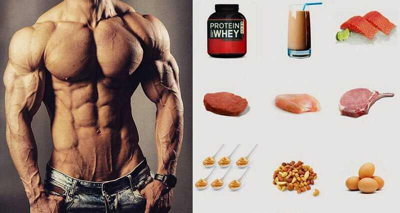Белковые продукты для похудения что это такое - мнение диетолога