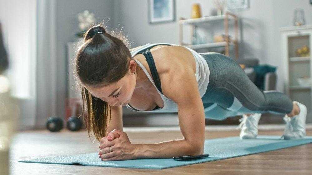 5 простых упражнений для подтянутой фигуры!