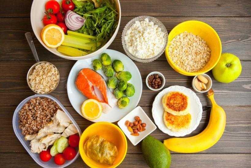 Правильное питание - залог здоровья - правильно питаться