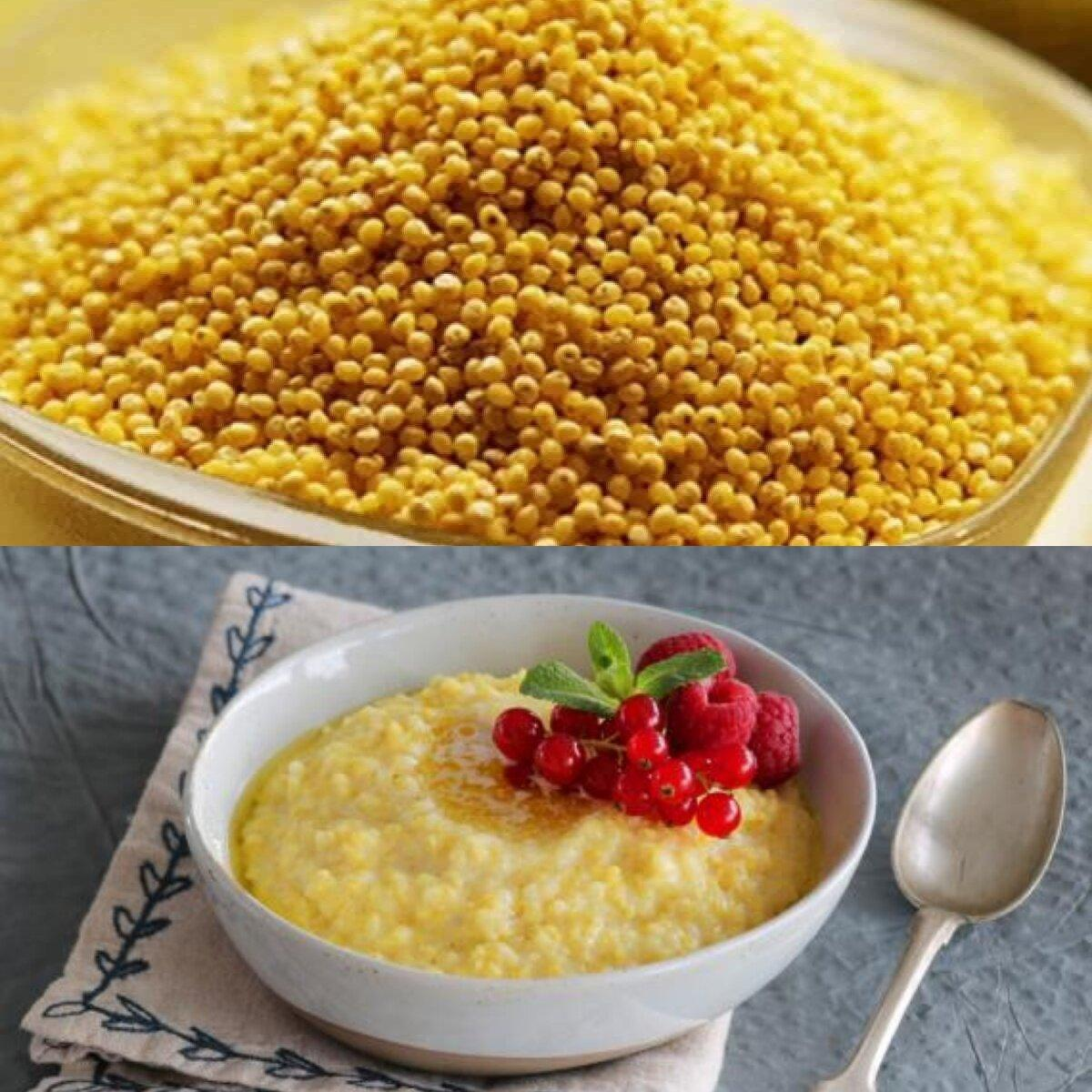 Пшенная диета для похудения и блюда из пшенки: рецепты с фото