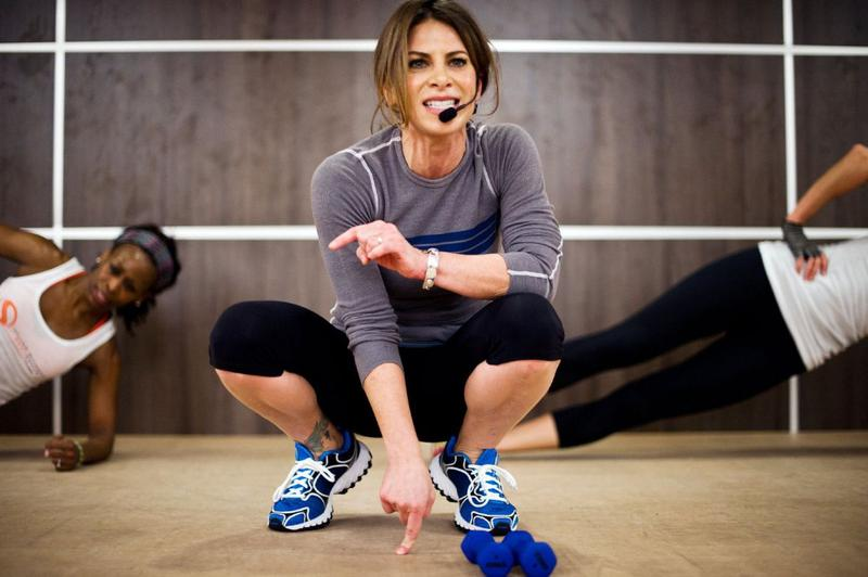 Как похудеть с джиллиан майклс: история успеха