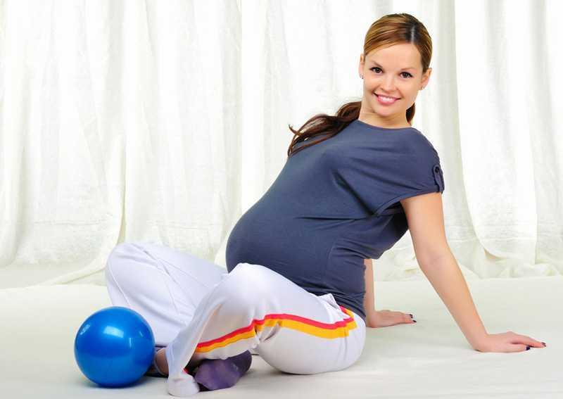Комплекс эффективных тренировок для беременных от сюзанны боуэн