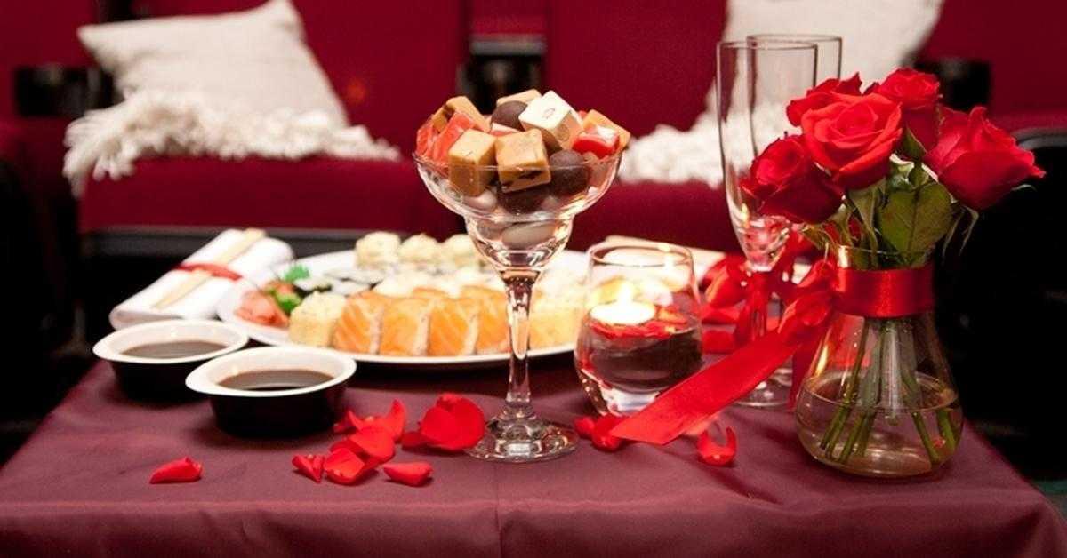 Меню к 14 февраля в день влюбленных — что приготовить на романтический ужин любимому в домашних условиях (идеи и фото)