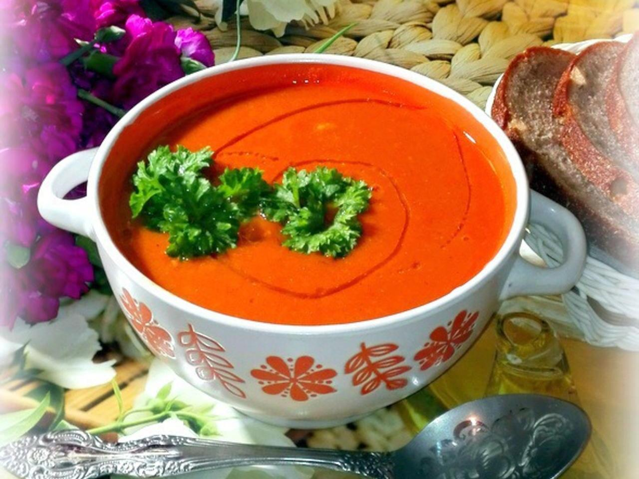 """Суп овощной """"зимний"""""""