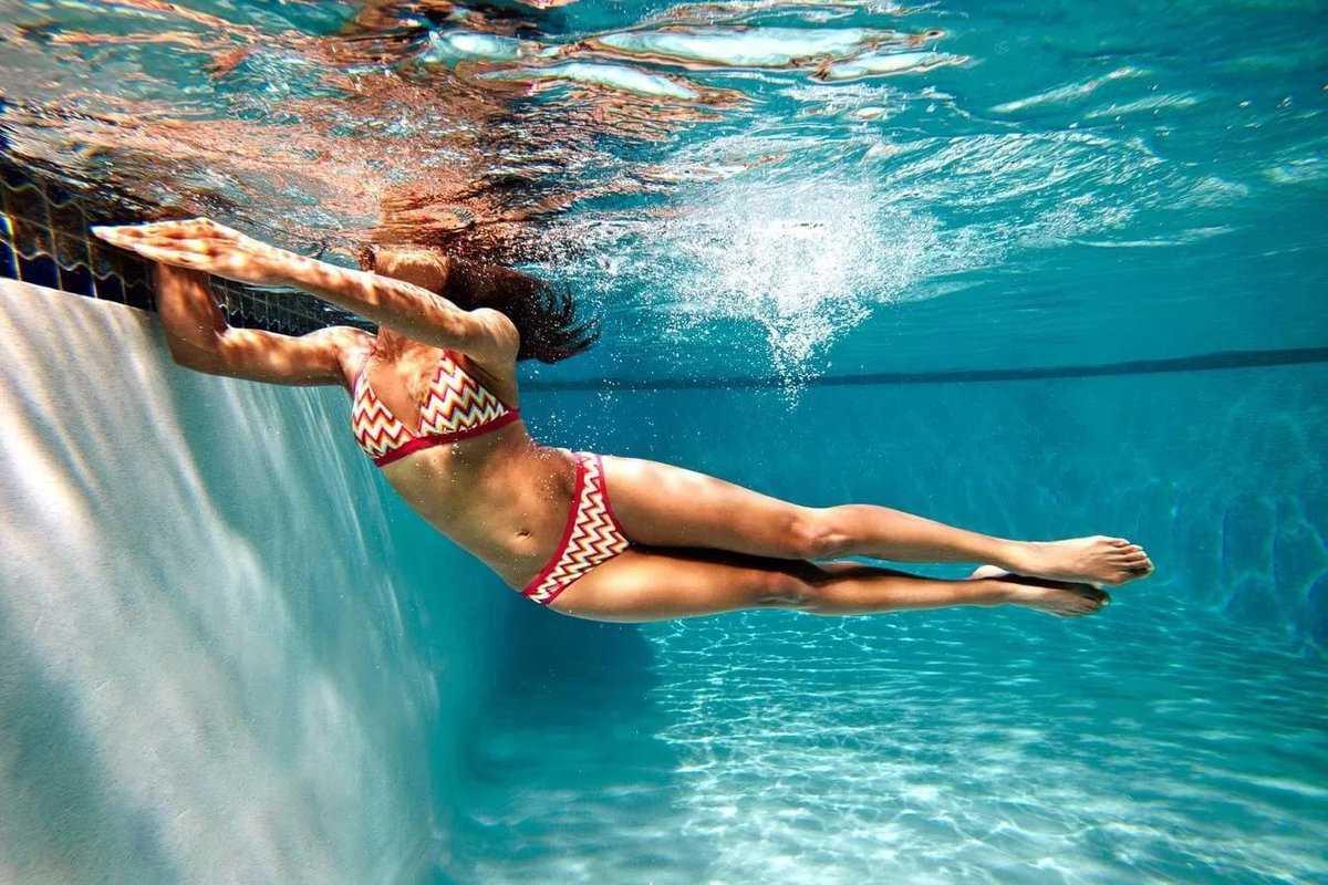 Сколько нужно плавать в бассейне, чтобы похудеть женщине или мужчине