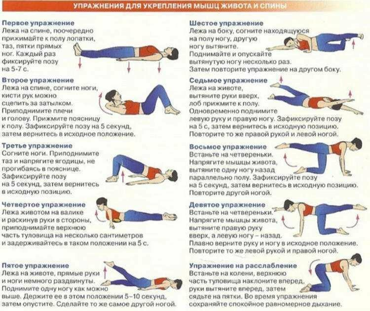 Упражнения для тренировки мышц спины в зале и дома Комплекс упражнений поможет прокачать трапециевидные, ромбовидные и широчайшие мышцы спины и укрепить корсет