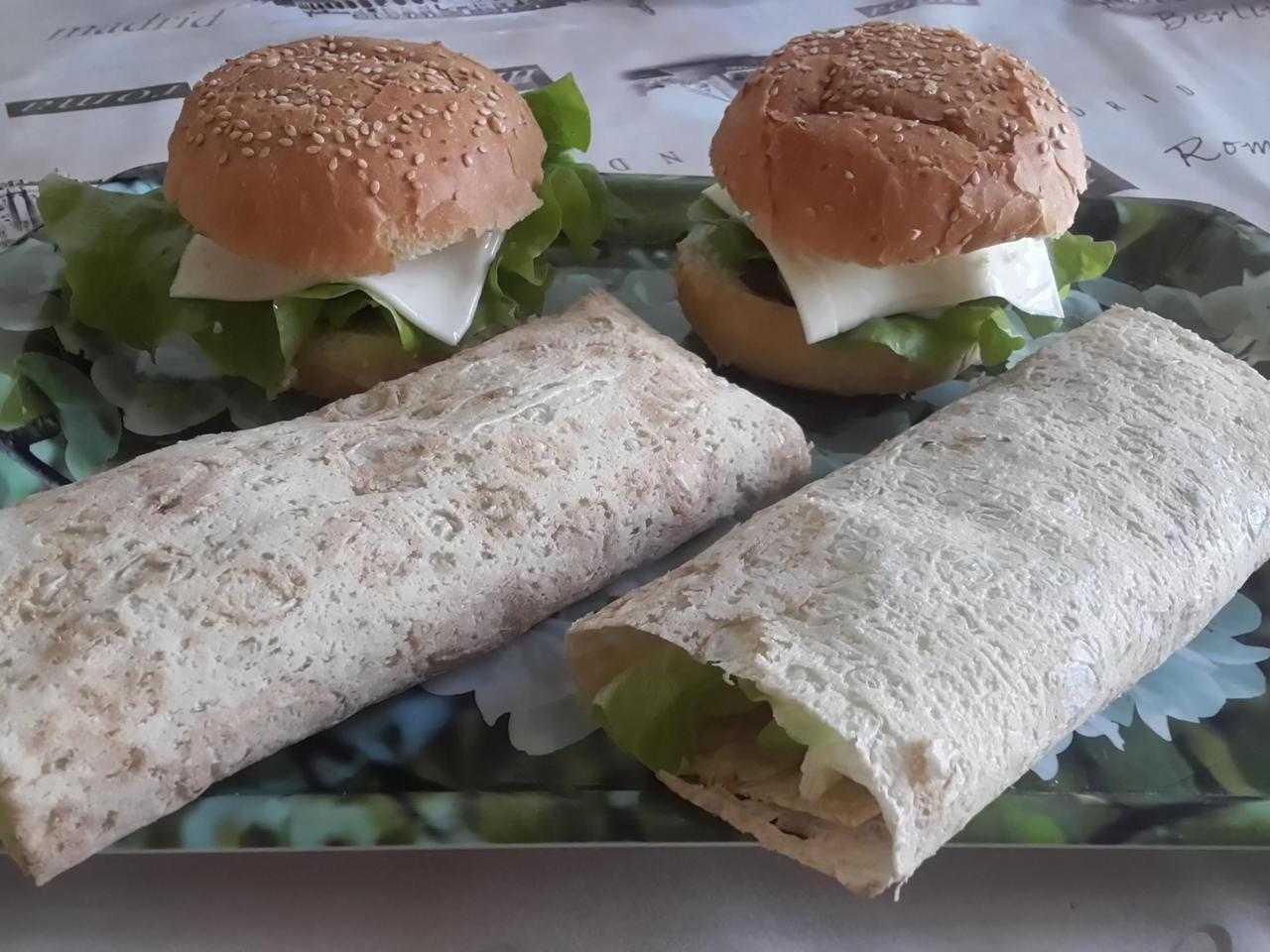 Торт сэндвич закусочный мясной, пошаговый рецепт с фото