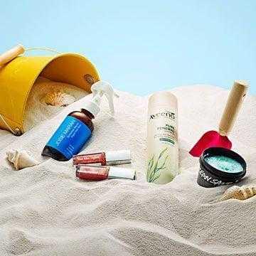 Уход за кожей до, во время, после пляжа