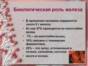 Избыток железа в организме - симптомы, причины, лечение