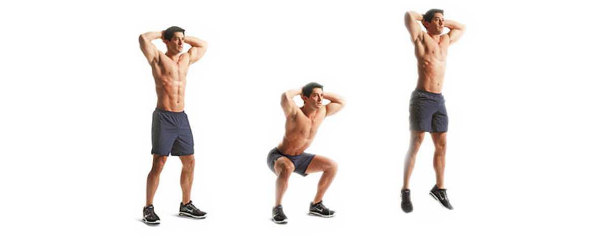 Эффективный комплекс упражнений для похудения бедер и ягодиц