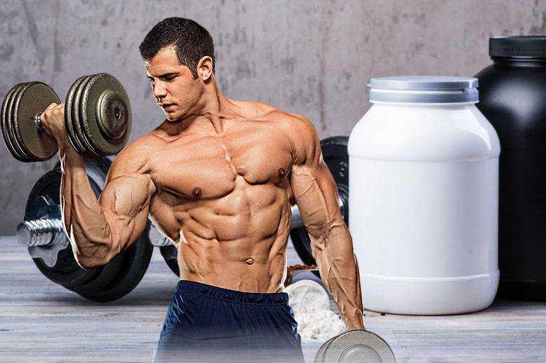 Набор мышечной массы без спортивного питания   бомба тело