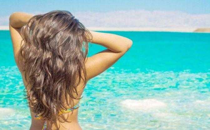 Особенности ухода за волосами в летний период