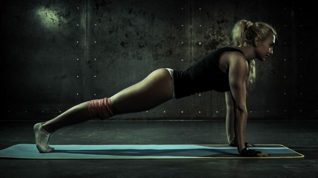 Табата: топ эффективных упражнений для начинающих