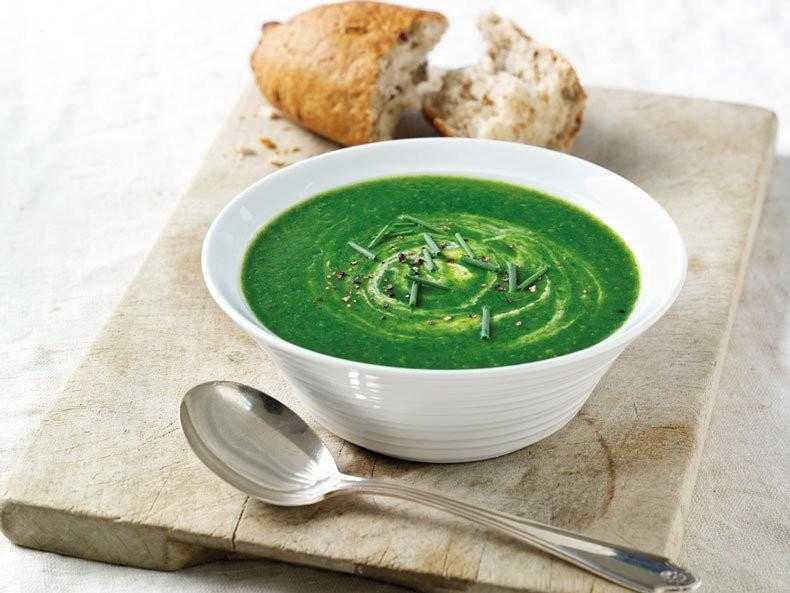 Зеленый смузи для похудения: рецепты