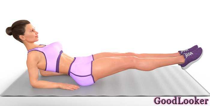 Топ упражнений для похудения живота и тонуса мышц верхней части тела: 15 упражнений + план Этой готовая тренировка с разминкой и заминкой + гифки упражнений
