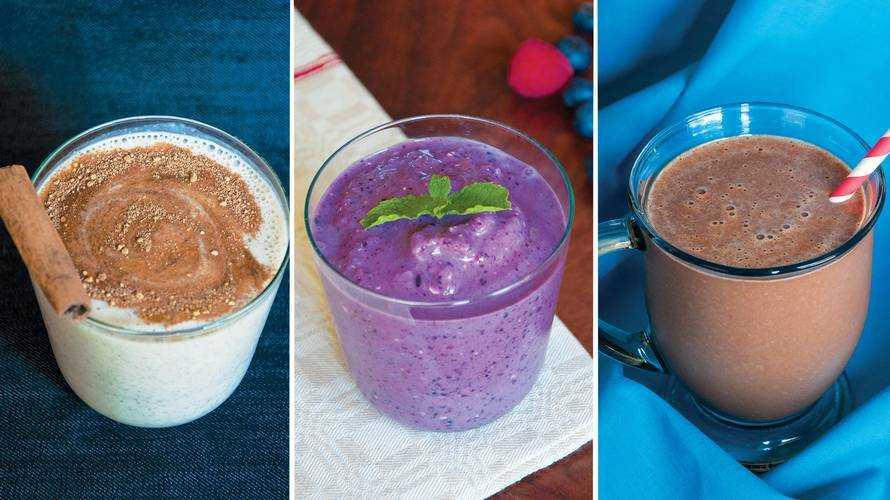 Протеиновые коктейли в домашних условиях для набора массы и похудения, которые скрасят ваши суровые тренировочные будни!