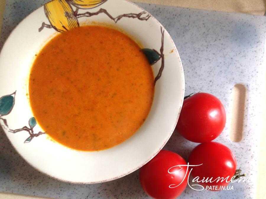 Томатный суп с морепродуктами - ароматный и вкусный: рецепт с фото и видео