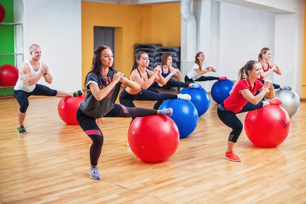 Силовые фитнес тренировки