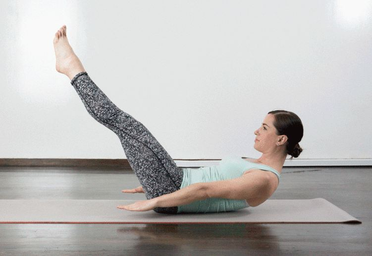 Топ-20 коротких видео-тренировок пилатеса для похудения