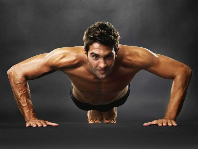 30 упражнений с собственным весом, которые приведут вас в форму