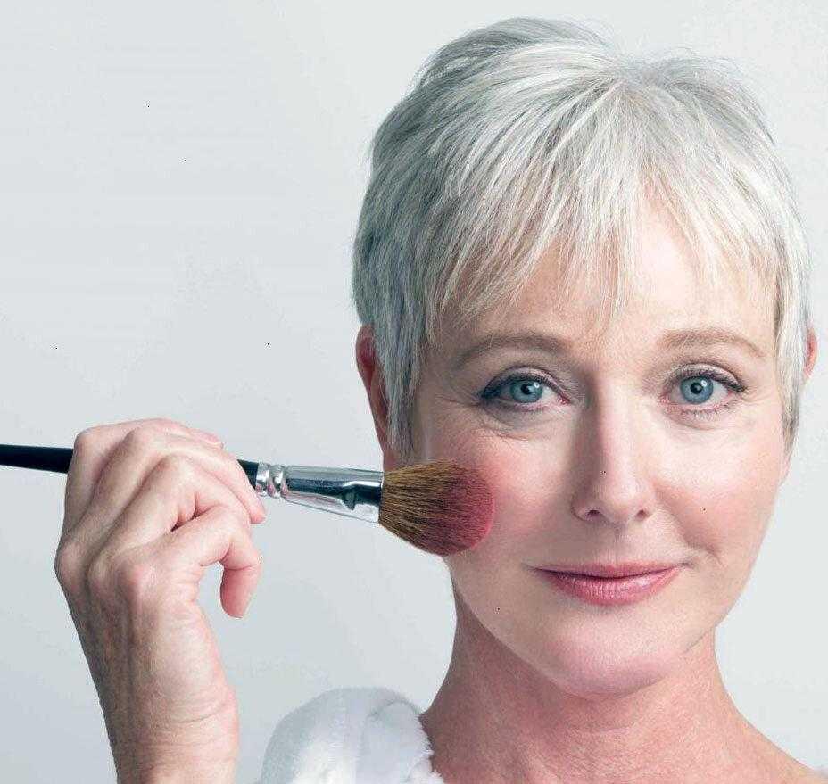 Омолаживающий макияж кому за 30, 35, 40, 45 лет: пошагово