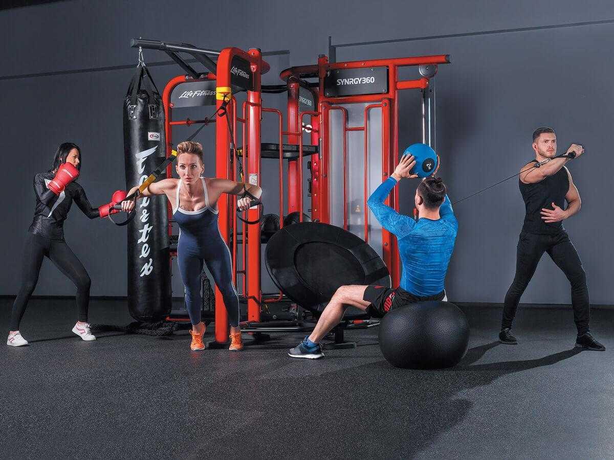 Упражнения для круговой тренировки – лучший способ похудеть в домашних условиях