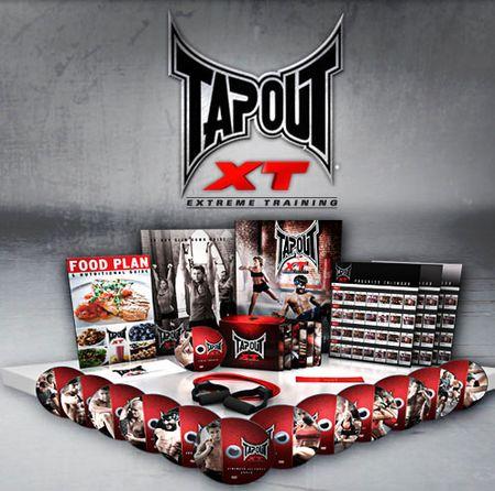 Tapout xt: комплекс ультра-интенсивных тренировок на основе смешанных боевых искусств