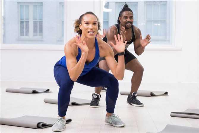 Bunny slope beginner workout: комплекс на 2 месяца для начинающих от зузки лайт