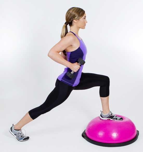 Степ-платформа: для чего нужна, как выбрать + 20 упражнений (фото)