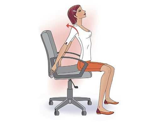 Производственная гимнастика для офисных работников: комплекс упражнений для пятиминутной зарядки