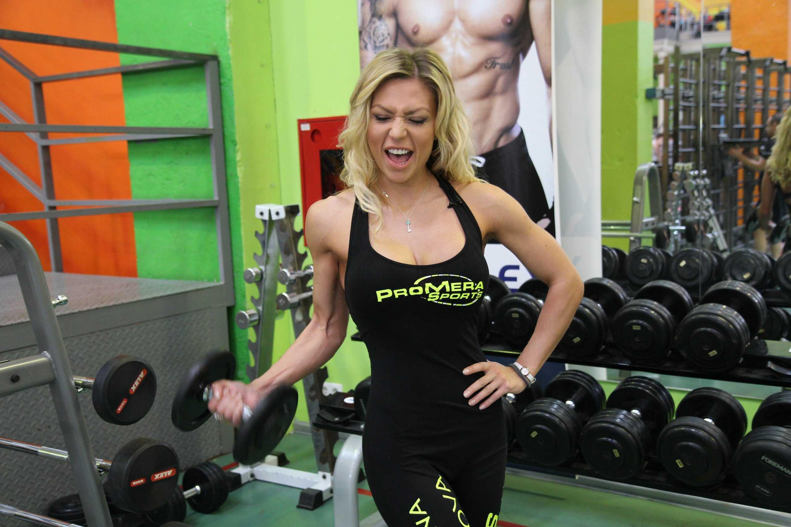План тренировки фитнес-бикини: этап №1. • bodybuilding & fitness