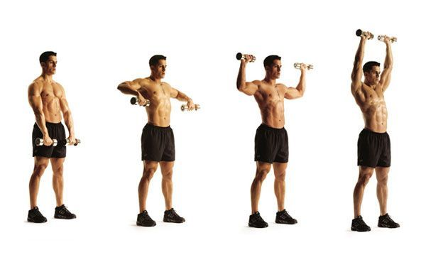 Вспомогательные упражнения для жима лежа | lastmanstanding