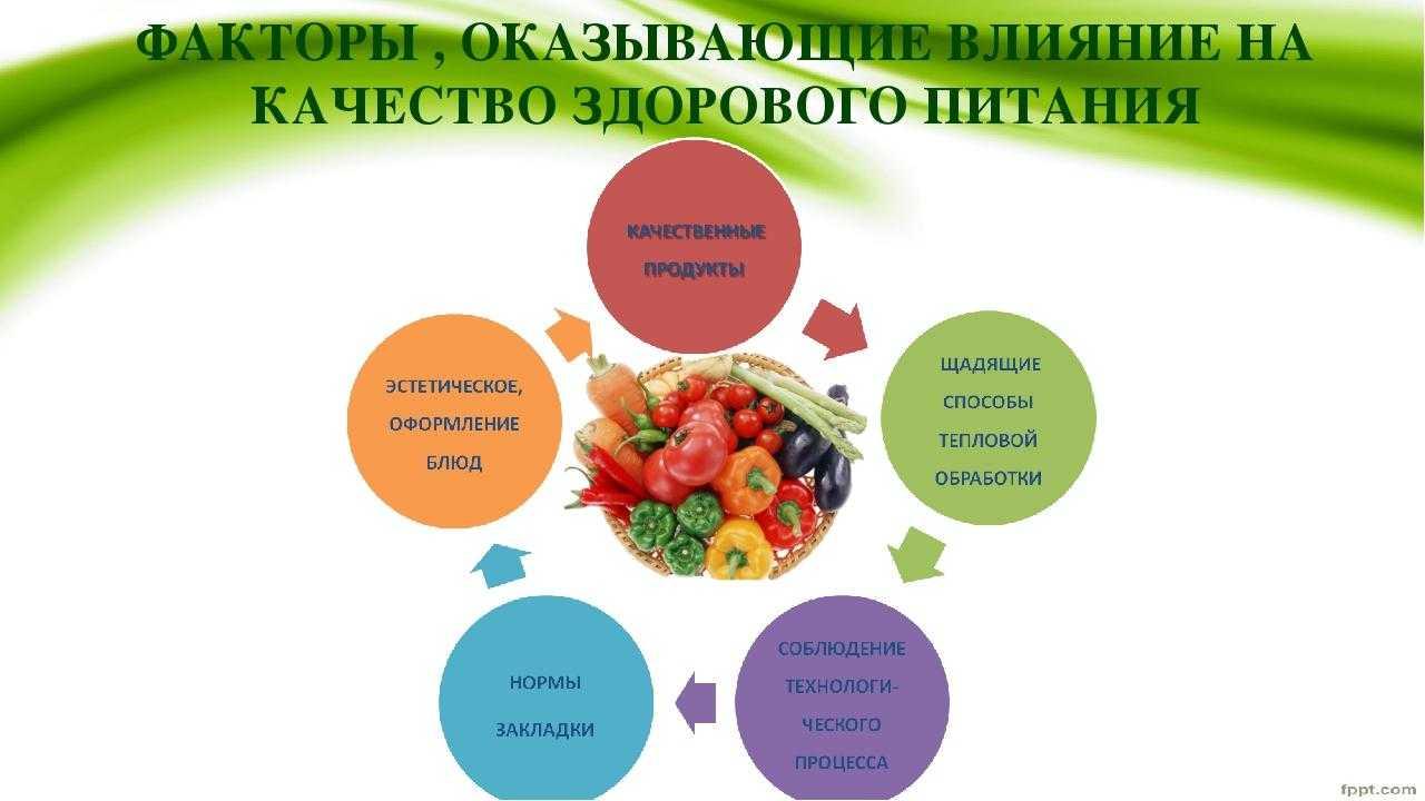 Почему здоровое питание важно для человека