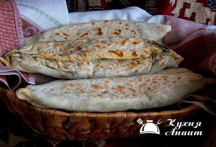 Армянские лепёшки