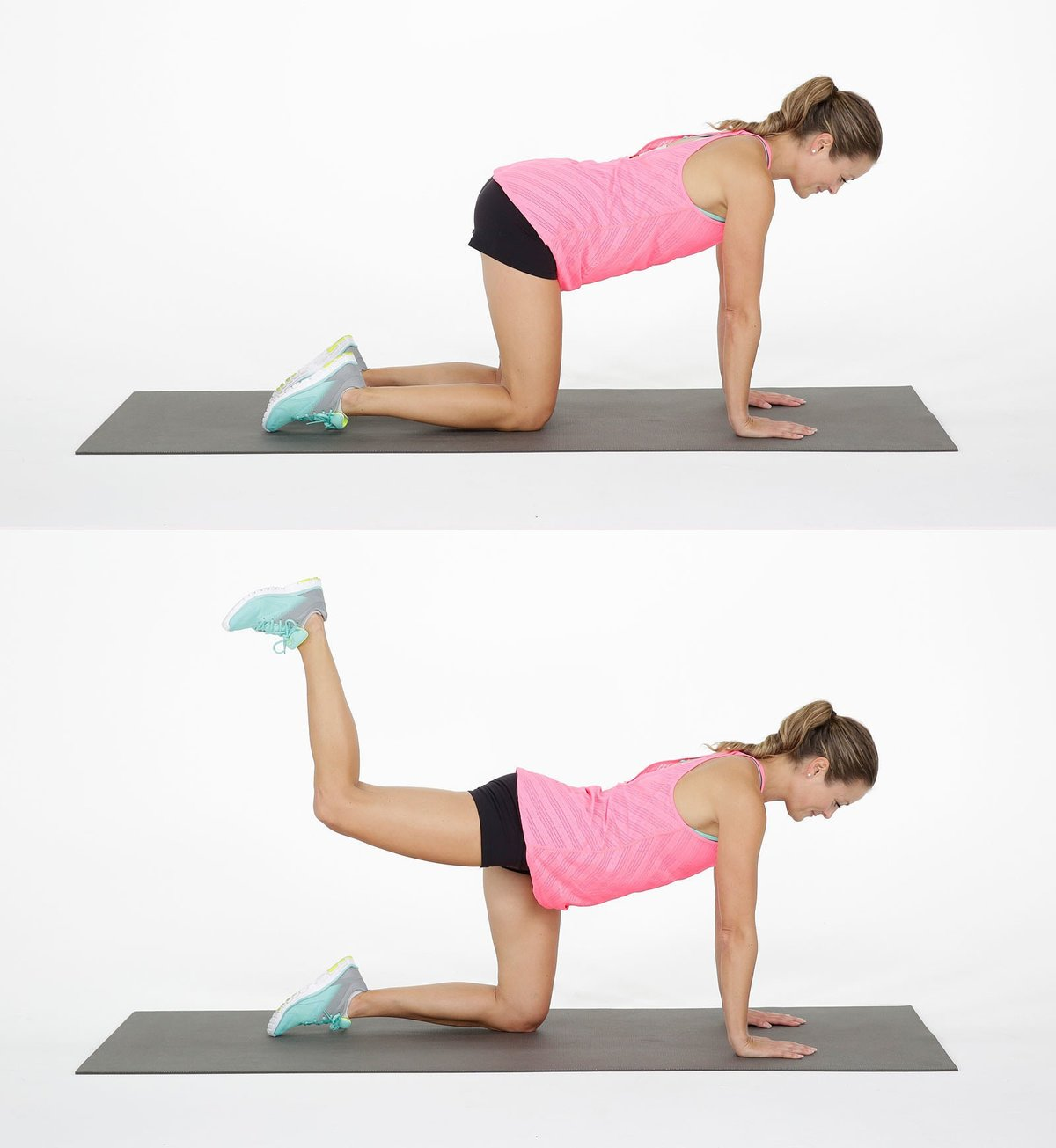 Эффективные упражнения на заднюю поверхность бедра и ягодицы - леди стиль жизни