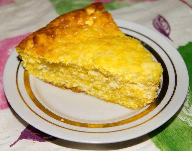 Творожно-лимонная запеканка / запеканки / tvcook: пошаговые рецепты с фото