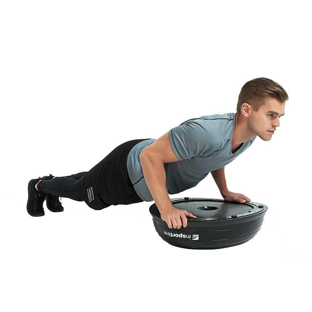 Босу фитнес: упражнения, тренировка на платформе