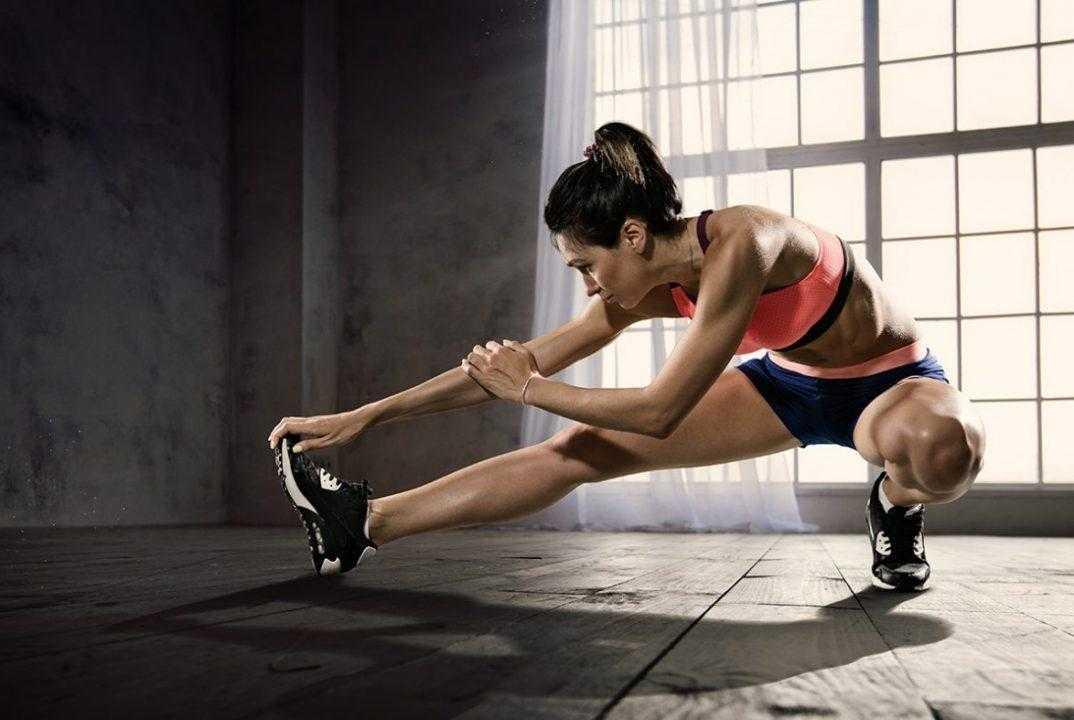 Комплекс упражнений на повышение выносливости