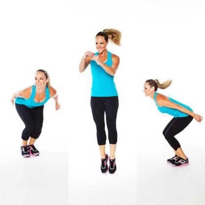 Упражнения для похудения в домашних условиях комплекс для девушек: лучшая фитнес программа тренировок на месяц