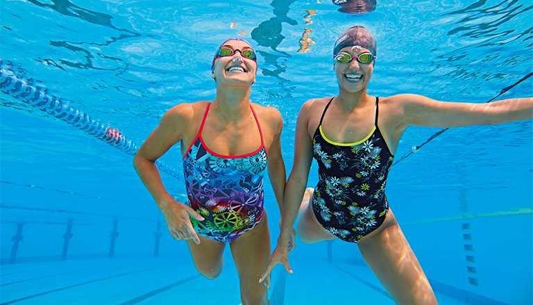 Как правильно плавать в бассейне, чтобы похудеть - программа тренировок с видео