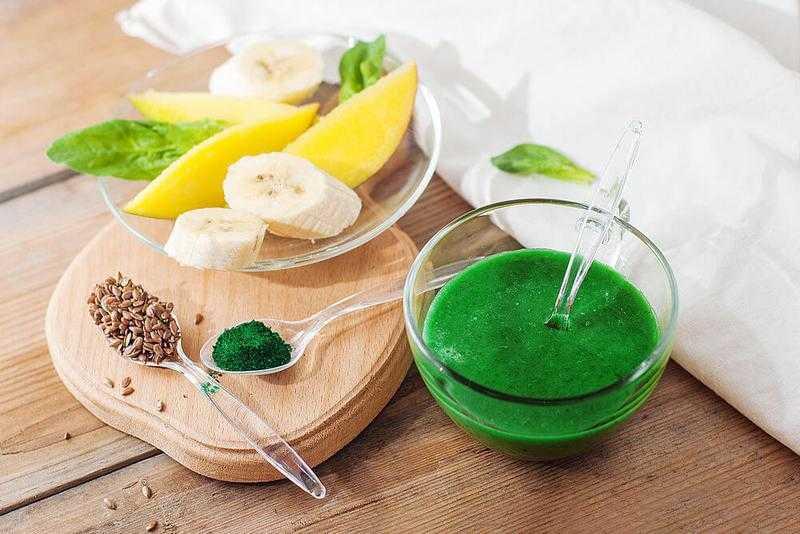 Что такое спирулина 5 полезных рецептов со спирулиной: питательные салаты, зеленые смузи