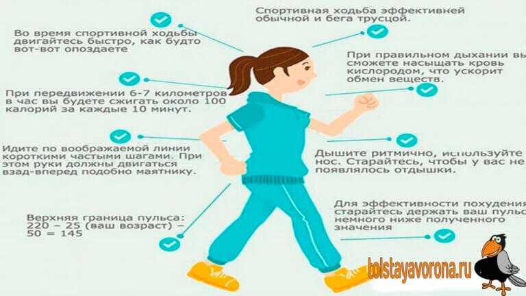 Что лучше выбрать для похудения – бег или ходьбу?