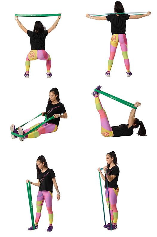 Кольцо для пилатеса: топ упражнений для женщин - школа тела