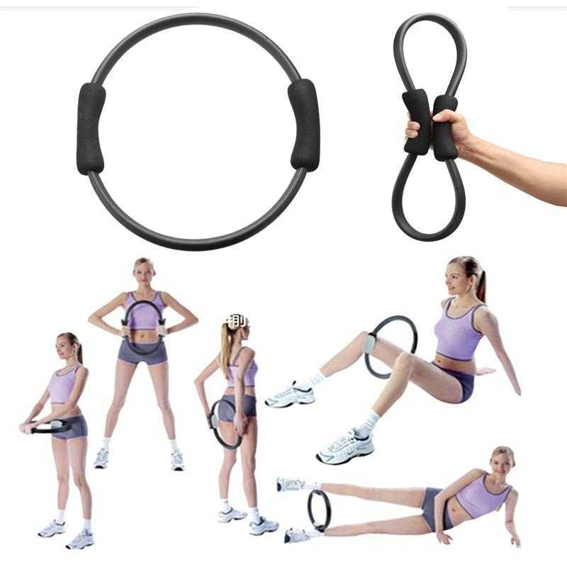 Упражнения с пилатес кольцом. волшебное кольцо для пилатеса — упражнения, фото, рекомендации инструкторов