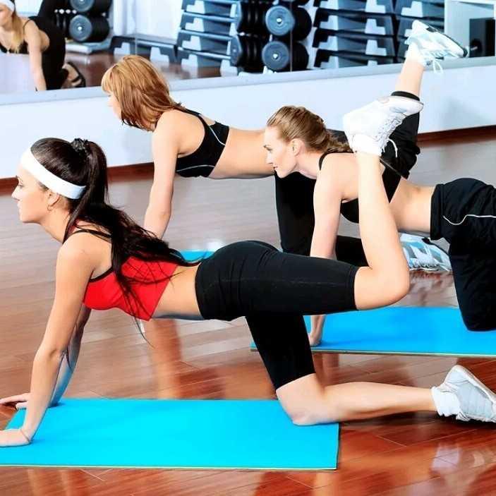 Топ-8 тренировок для похудения и тонуса тела на 30 минут с весом собственного тела (self)