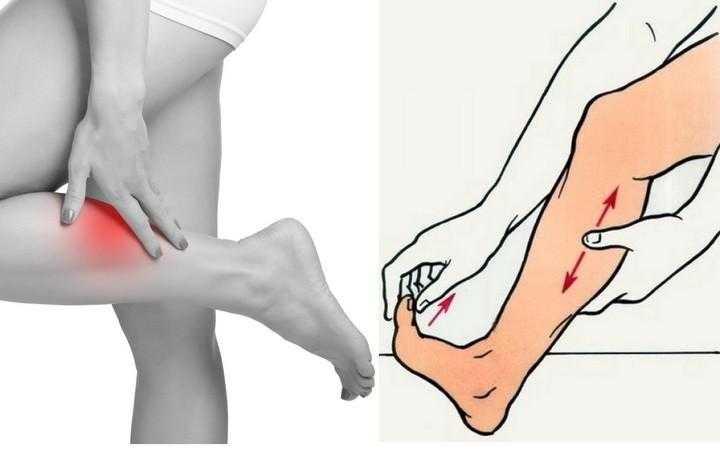 Причины и лечение судорог в икрах ног — сайт о лечении варикоза