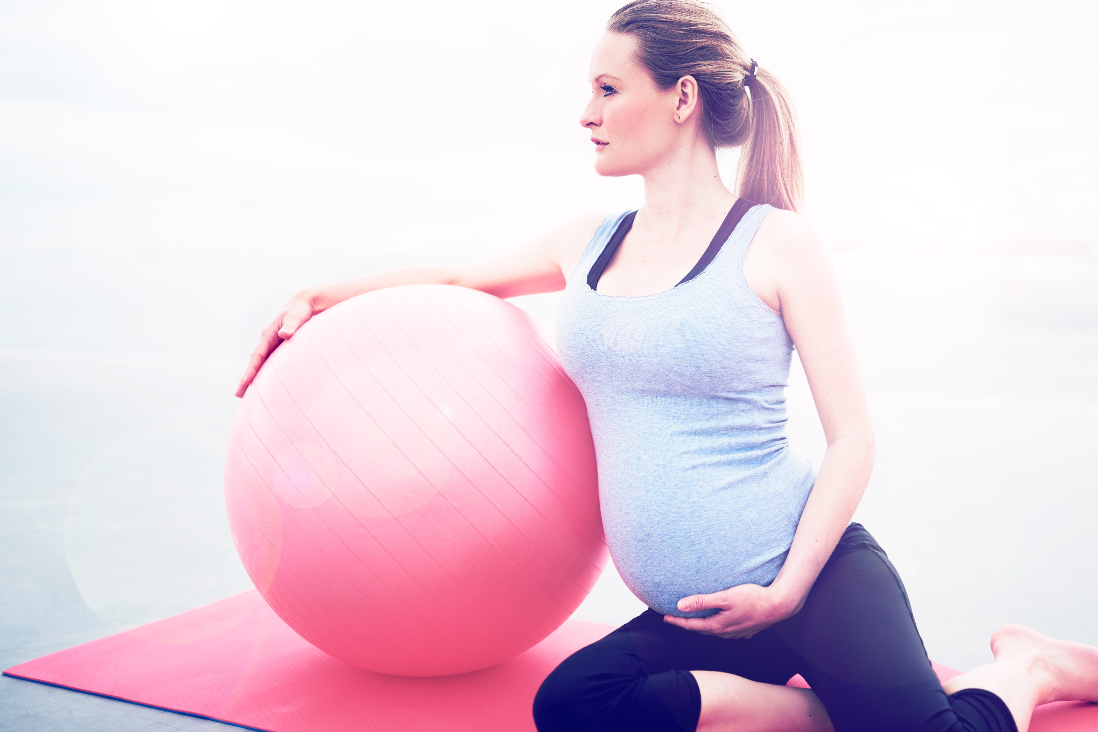Можно ли беременным заниматься фитнесом?