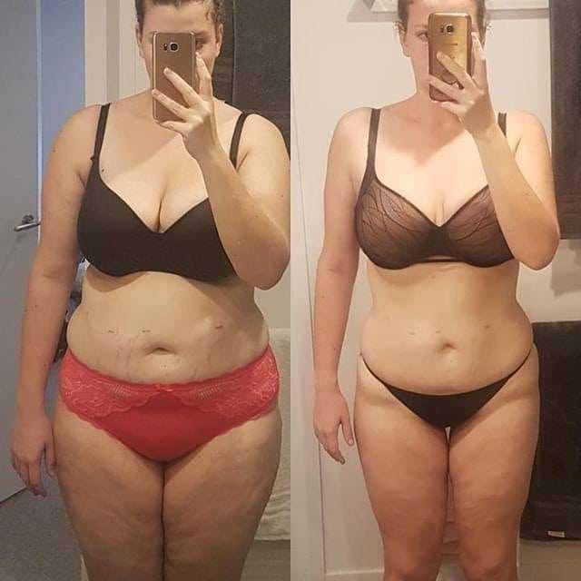 Истории похудения от реальных людей